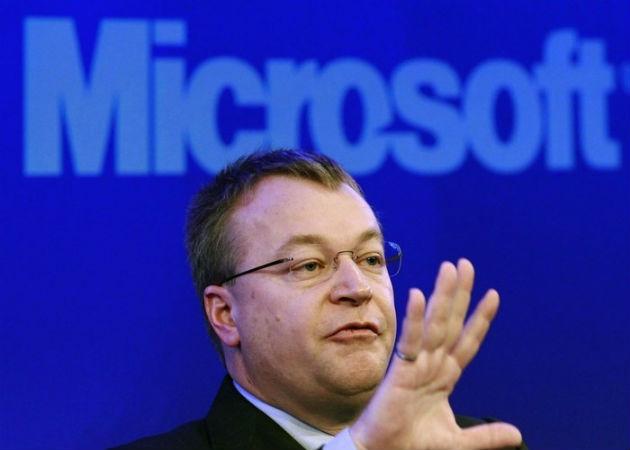 Las apuestas posicionan a Stephen Elop como futuro CEO de Microsoft