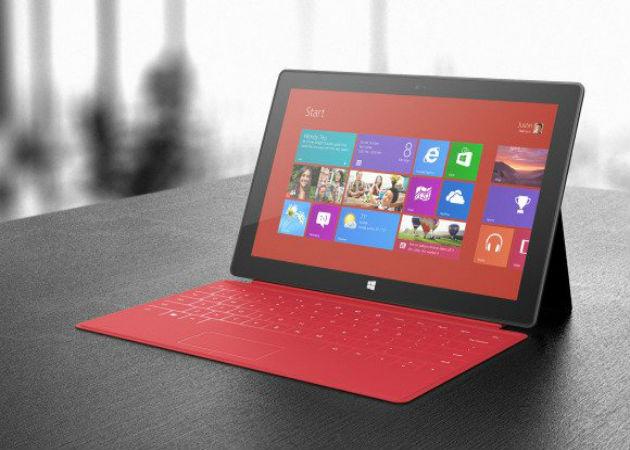 Un accionista demanda a Microsoft por haber ocultado datos sobre el fracaso de Surface RT