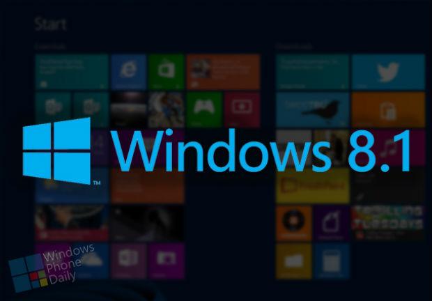 Microsoft anuncia a los fabricantes que Windows 8.1 ya está listo