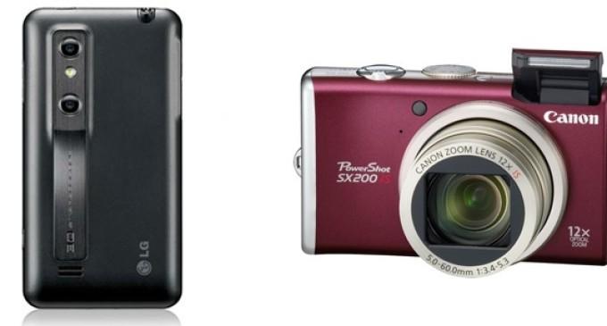 """Los smartphones """"se comen"""" al mercado fotográfico"""