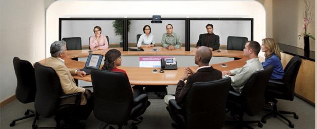 Las comunicaciones por vídeo ganan peso entre los jóvenes directivos