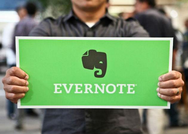 Telefónica y Evernote anuncian un acuerdo global