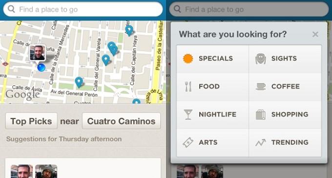 Microsoft, interesado en invertir en Foursquare