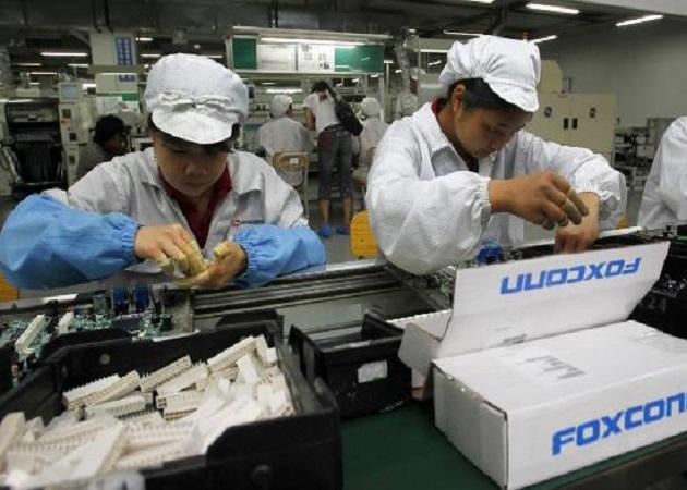 Foxconn anuncia la venta a Google de una parte de su cartera de patentes