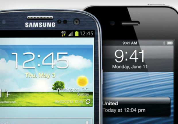 iphone samsung 620