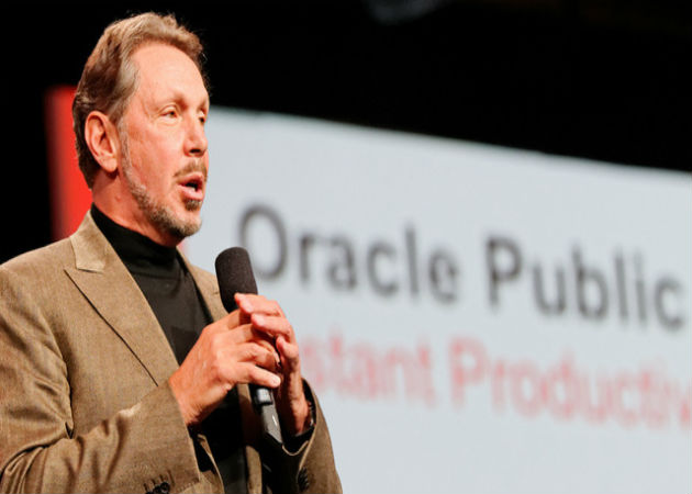 """El presidente ejecutivo de Oracle acusa a Larry Page de actuar """"con maldad"""""""