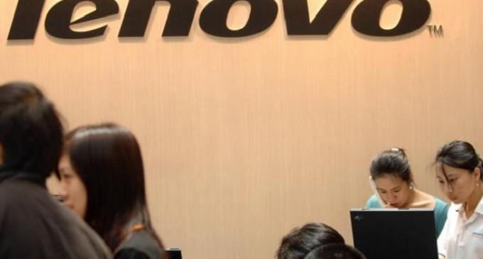 Lenovo, primer fabricante de PCs a nivel mundial por primera vez en su historia