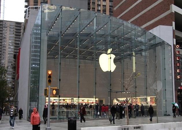 Apple aumenta su presencia en España