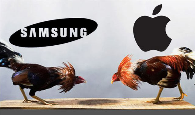 EEUU veta productos de Samsung por las voluntades de Apple