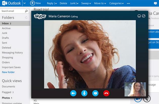 Skype cumple hoy 10 años