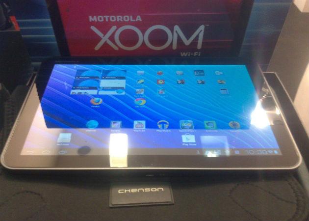 Motorola dejará de utilizar el nombre Xoom para sus productos