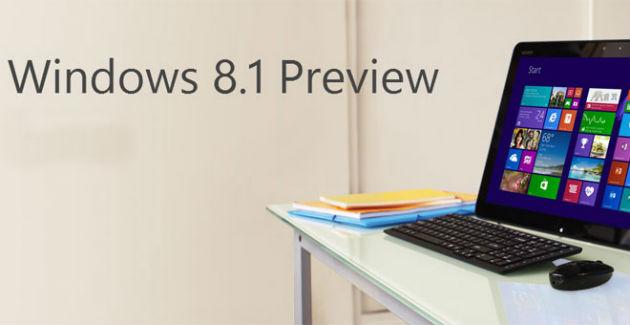 Primeras imágenes de Windows 8.1