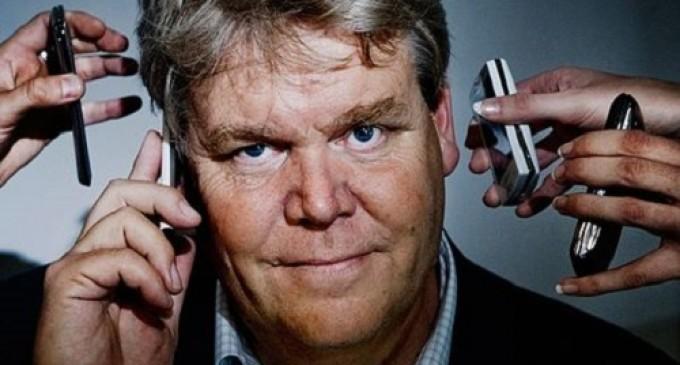 """Nordberg: """"BlackBerry podría competir como una empresa de nicho"""""""