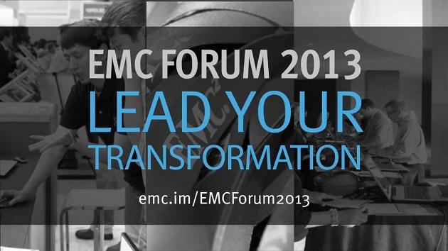 EMC Forum 2013