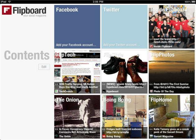 Flipboard cierra una nueva ronda de financiación de 50 millones de dólares