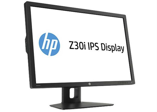 Monitores profesionales Z30i y Z27i de HP