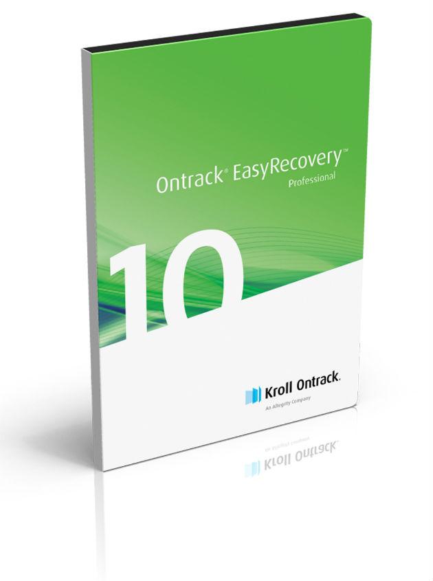 Ontrack EasyRecovery 11, software de recuperación de datos