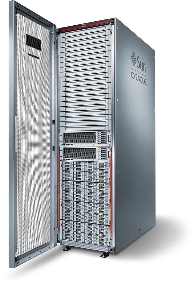 Oracle ZS3 Storage