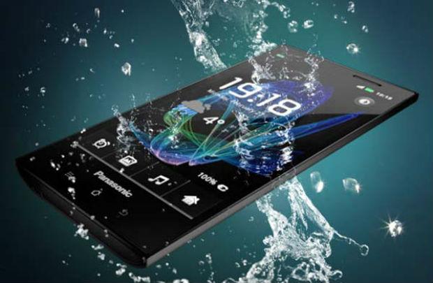 Panasonic deja los smartphones
