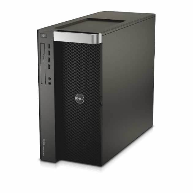 Dell Precision, estaciones de trabajo móviles y en formato torre
