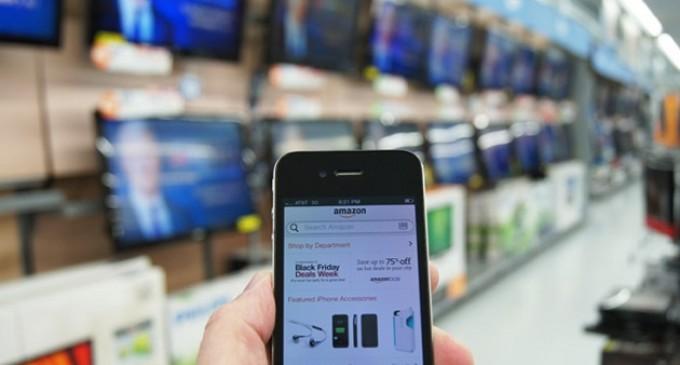 Casi la mitad de las ventas on-line procede del 'showrooming', según un estudio de IBM