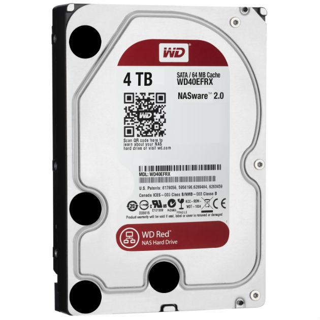 WD amplía la familia de discos duros de almacenamiento en red