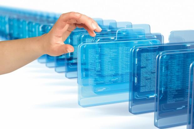 El negocio del software de almacenamiento crece cuatro puntos