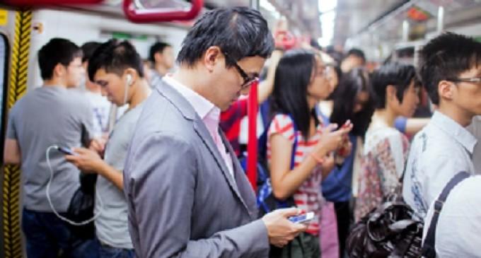 Los móviles chinos vienen pisando fuerte