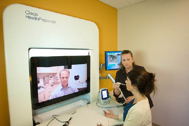 Cisco health presence