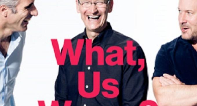 """Tim Cook: """"Si no innovamos, acabaremos como Nokia"""""""