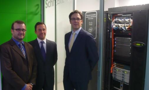Visitamos el primer laboratorio de España de gestión unificada y eficiente del datacenter