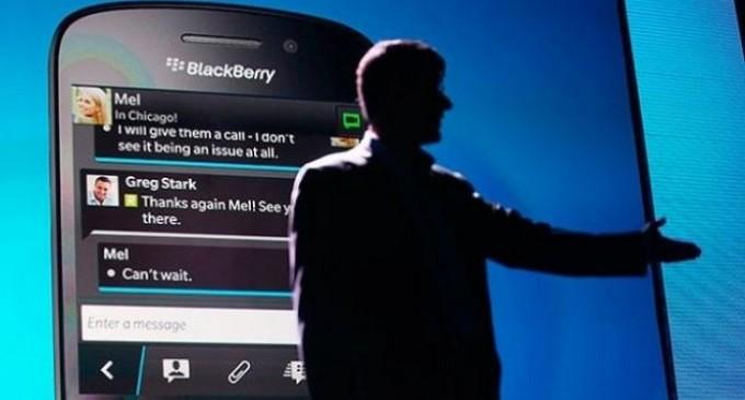 BlackBerry despedirá al 40% de su plantilla