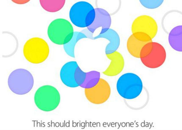 Apple celebrará un evento en China el 11 de septiembre