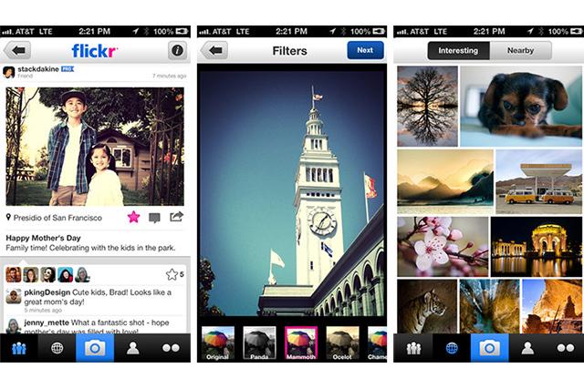 Flickr aumenta su tráfico tras su rediseño