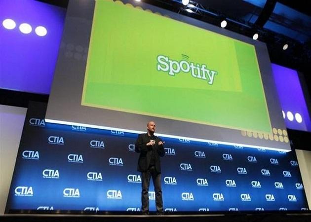 Spotify quiere conseguir nuevas fórmulas de financiación