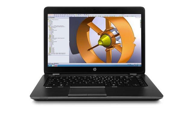 ZBook 14, la nueva estación de trabajo de HP en formato Ultrabook