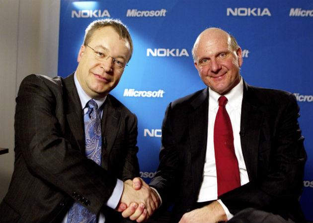 """Nokia y Microsoft """"redefinirán los límites de la movilidad"""""""