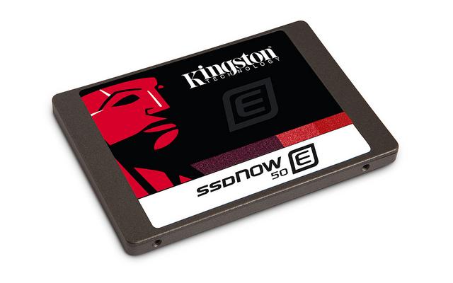 Kingston SSDNow E50, SSD empresarial