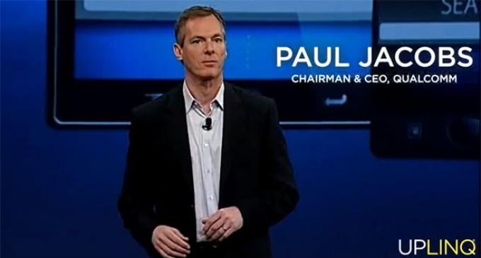 Paul Jacobs habla del Sexto Sentido Digital en Uplinq 2013