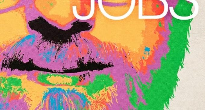 ¡Consigue una entrada doble para la película de Jobs en Madrid!