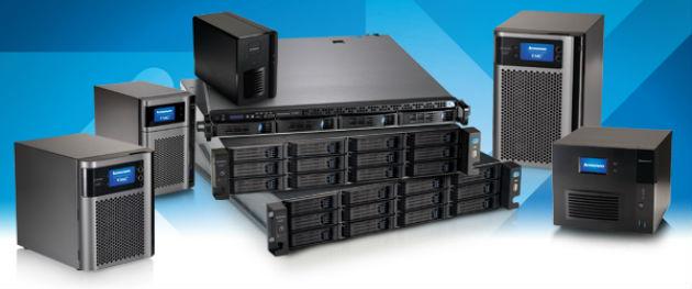 LenovoEMC y Acronis presentan una nueva solución de protección de datos