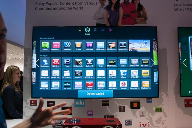 Tizen llega a las televisiones de la mano de Samsung – Selección Tpnet