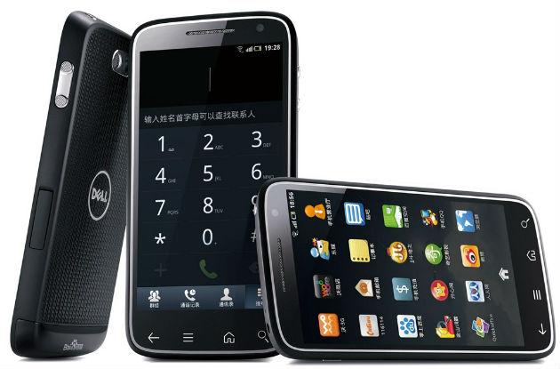 smartphone dell