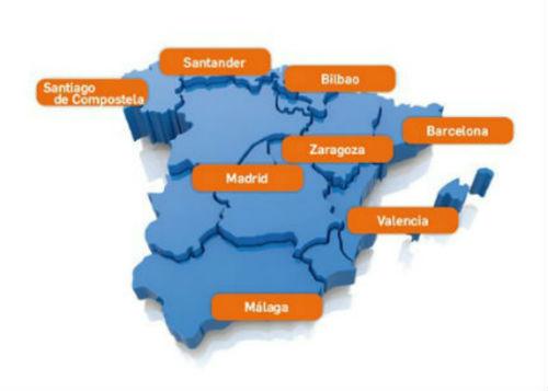 Sophos UTM se muestra en toda España