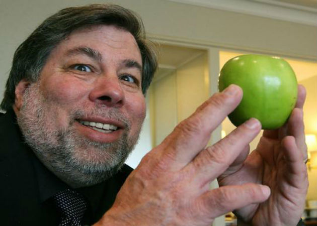 A Steve Wozniak no le convencen los smartwatches