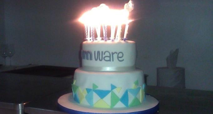 VMware cumple 15 años apostando por el centro de datos definido por software