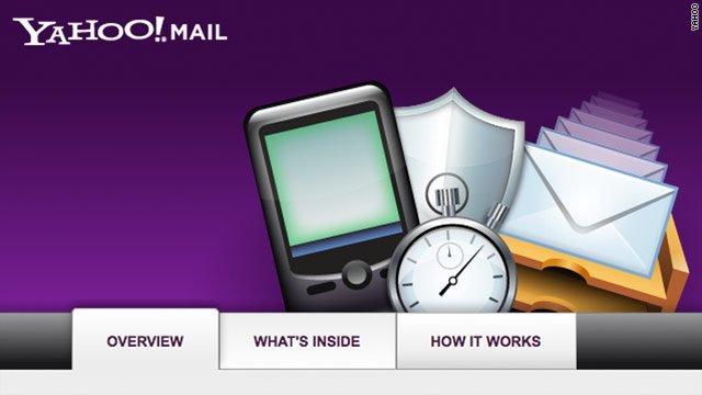 Yahoo! celebra los 16 años de su correo con nuevos cambios