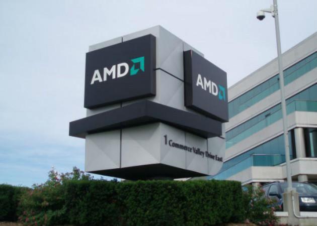AMD se recupera, vuelve a tener beneficios