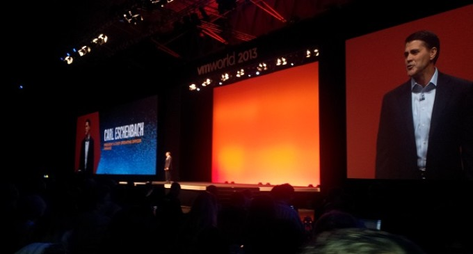 El COO de VMware centra su keynote en el aspecto más técnico de la innovación