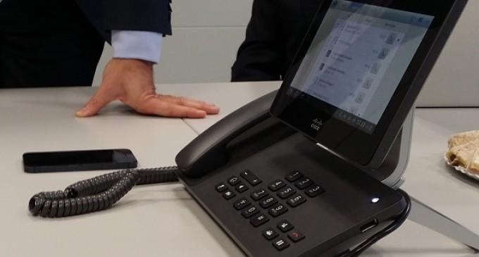 Nuevas soluciones Cisco para telepresencia